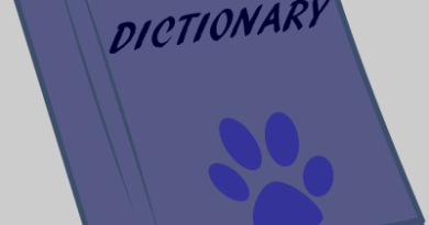 Doggy Dictionary - Dog humor