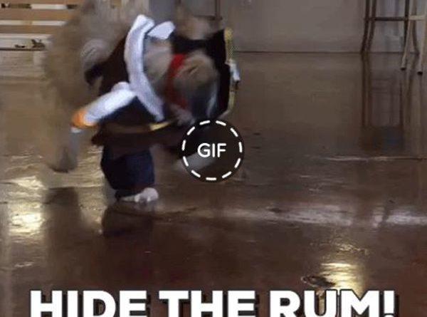 Hide The Rum